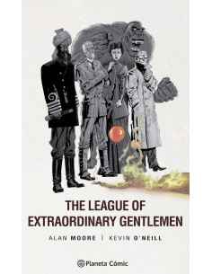 The League Of Extraordinary Men 2