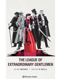 The League Of Extraordinary Men 3