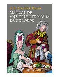 Manual De Anfitriones Y Guia De Golosos