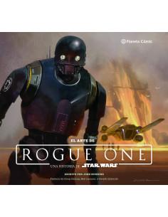 Stars Wars El Arte De Rogue One
