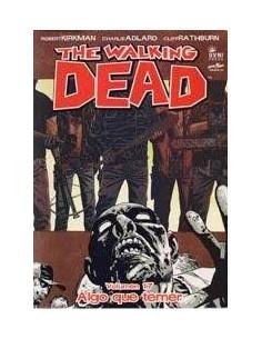 17.the Walking Dead  *algo Que Temer