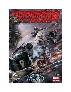 Guardianes De La Galaxia 6 Vortice Negro