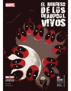 El Regreso De Los Deadpool Vivos