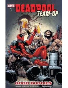 Deadpool Teamp Up Vol 1