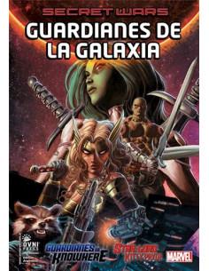 Secret Wars Vol 6 Guardianes De La Galaxia