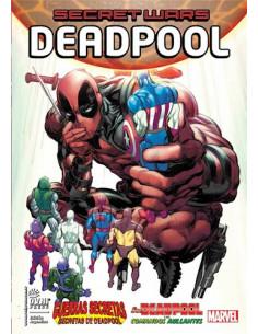 Secretwars Deadpool