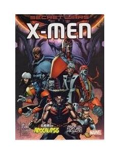 Secret Wars Vol 8  X Men