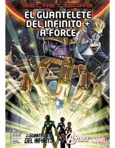 Secret Wars Vol 11 El Guantelete Del Infinito