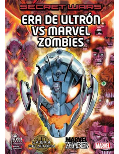 Secret Wars Vol 14 Era De Ultron Vs Marvel Zombies
