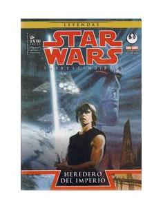Heredero Del Imperio *star Wars