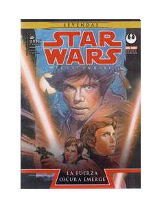 La Fuerza Oscura Emerge *star Wars