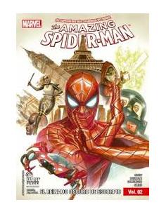 Amazing Spinderman Vol 2 El Reinado Oscuro De Escorpio
