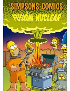 Simpsons Comics Fusion Nuclear