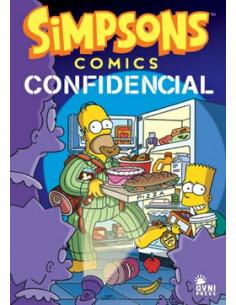 Simpsons Comics Confidencial