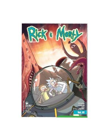 Rick And Morty Vol 1