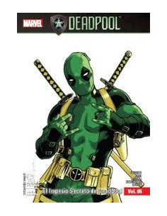 Deadpool Vol 5 *el Imperio Secreto De Deadpool