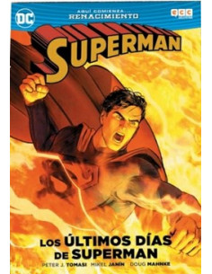 Los Ultimos Dias De Superman