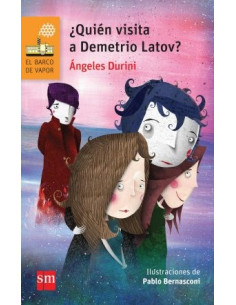 Quien Visita A Demetrio Latov