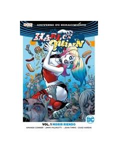 Harley Quinn Vol 1 Morir Riendo