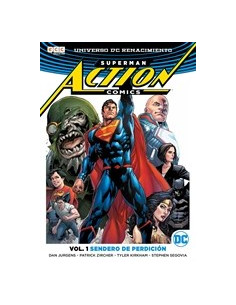 Superman Action Comic Vol 1 Sendero De Perdicion