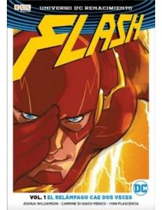 Flash Vol 1 El Relampago Cae Dos Veces