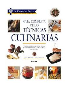 Guia Completa De Tecnicas Culinarias