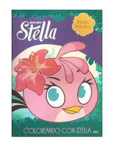 Coloreando Con Stella *angry Birds