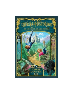 La Tierra De Las Historias *el Hechizo De Los Deseos