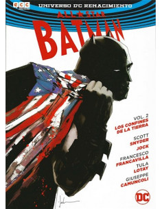All Star Batman Vol 2 Los Confines De La Tierra