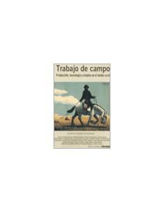 Trabajo De Campo *produccion Tecnologia Y Empleo En El Medio Rural