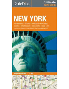 New York Guia Mapa