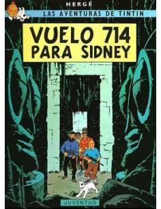 Tin Tin Vuelo 714 Para Sidney