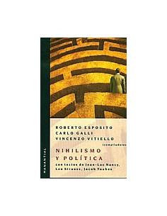 Nihilismo Y Politica