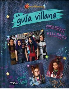 Descendientes 3 La Guia Villana Para Nuevos Villanos