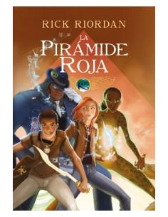La Piramide Roja Las Cronicas De Kane Comic 1