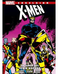 La Saga Del Fenix Oscuro *marvel Excelsior 29