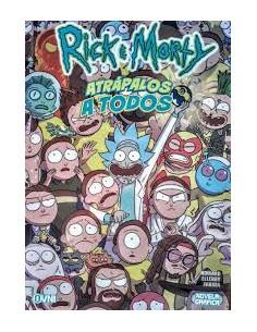 Rick And Morty Atrapalos A Todos