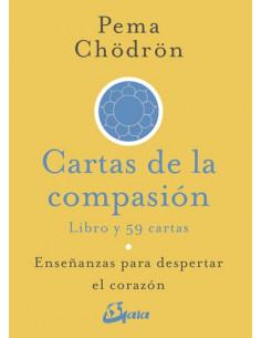 De La Compasion Libro + Cartas