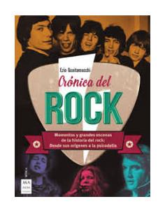 Cronicas Del Rock Desde Sus Origenes A La Psicodelia