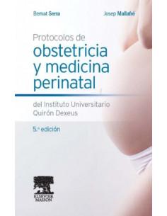 Protocolos De Obstetricia Y Medicina Perinatal Del Del Instituto Universitario Quiron Dexeus