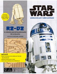 Kit R2 D2 *el Droide Mas Extraordinario De La Galaxia