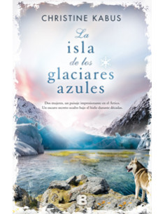 Isla De Los Glaciares Azules