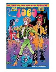 The League Of Extraordinary Gentlemen 1969