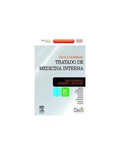 Cecil Y Goldman Tratado De Medicina 2 Vol + Acceso Online 24 Edicion