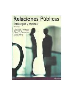 Relaciones Publicas *estrategias Y Tacticas