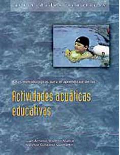 Actividades Acuaticas Educativas
