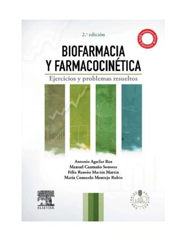 Biofarmacia Y Farmacocinetica + Student Consult En Español *ejercios Y Problemas Resueltos