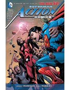Superman Action Volume 2 *bulletproof