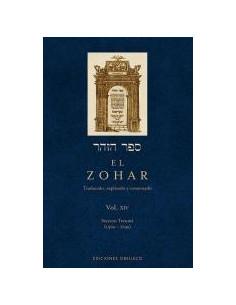 El Zohar Vol Xiv *traducido Explicado Y Comentado
