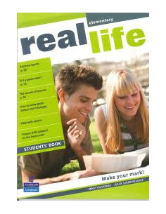Real Life Elementary Students Book